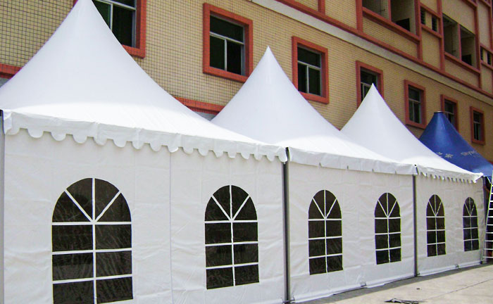4x4m Pagoda Tent for sale