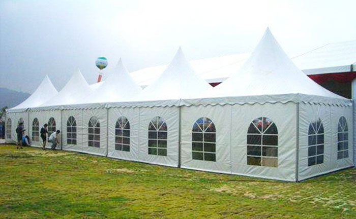 5x5m Pagoda Tent for sale