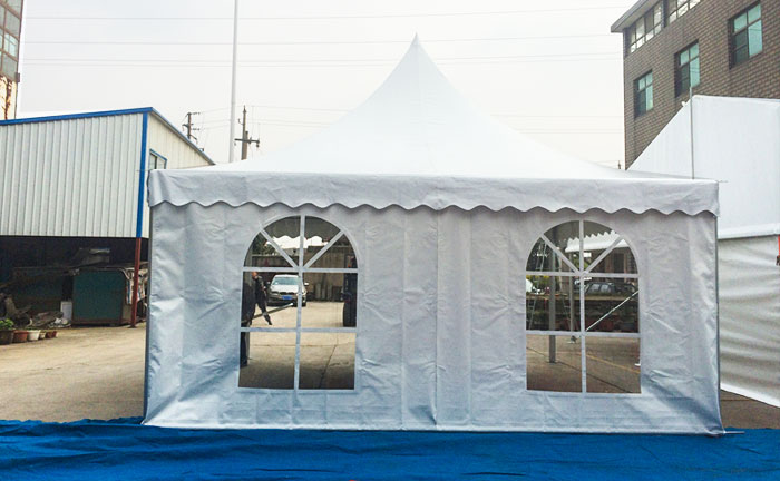 6x6m Leisure outside party tent