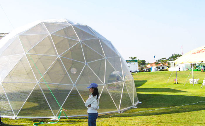 Geodesic Dome Outdoor Party Event Tent