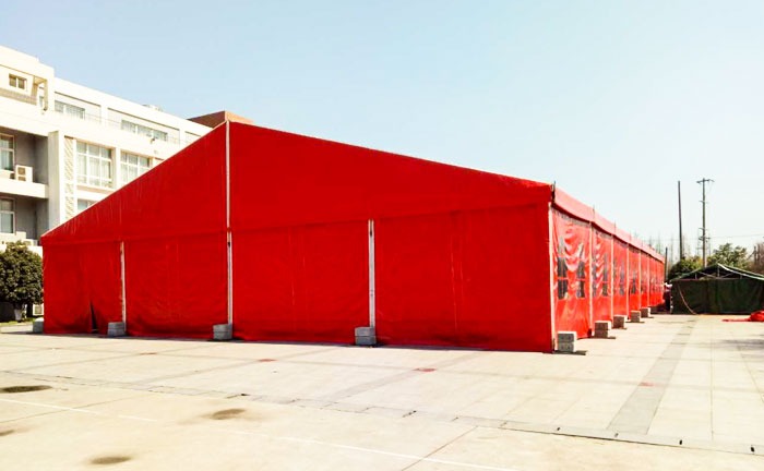 Industrial large Storage Tent