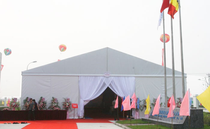 Gable Rooftop Aluminum Outdoor Party Event Tent