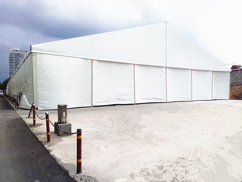 Customized High Quality Exhibition PVC Marquee Tent