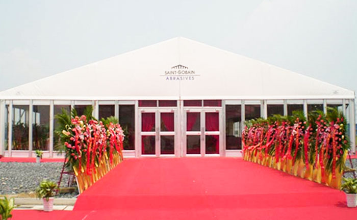 Aluminum Frame Outdoor Church Wedding Party Event Tent