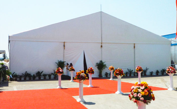 commercial Storage Tent