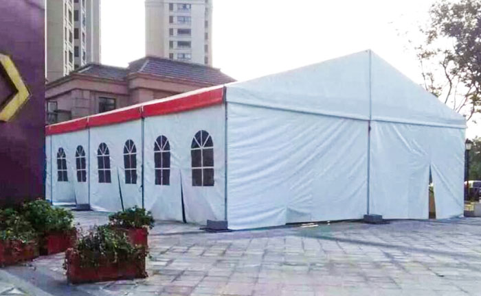 Cheap Price Steel Frame Tent for sale