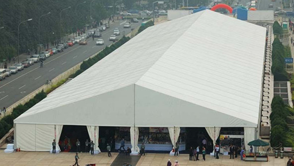 30m Width Large Outdoor Aluminum Frame Party Tent