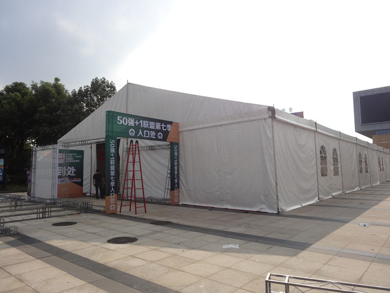 Aluminum Marquee Party Event Tent for Wedding