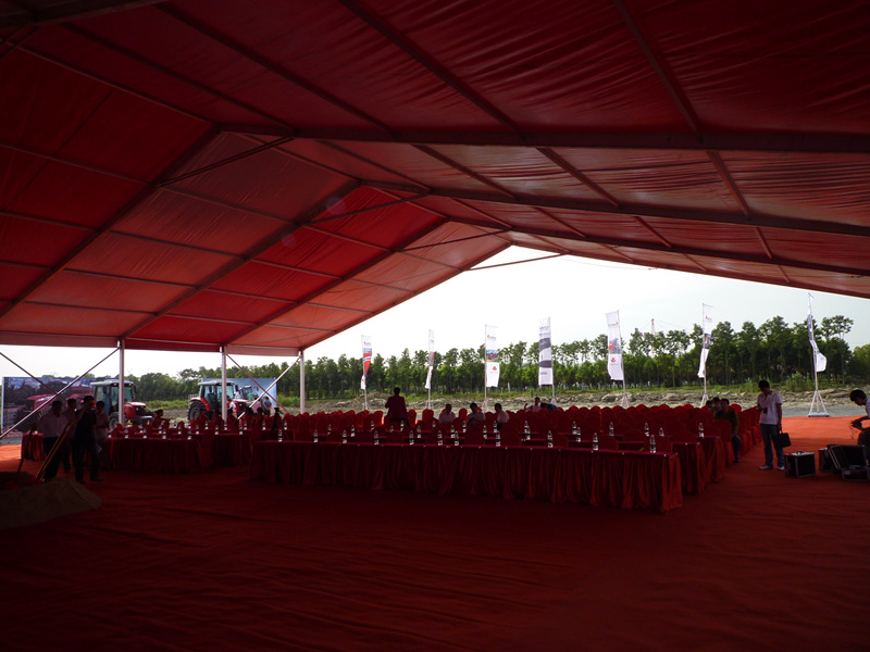 Wedding Party Event Tent